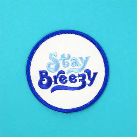 Stay Breezy Patch