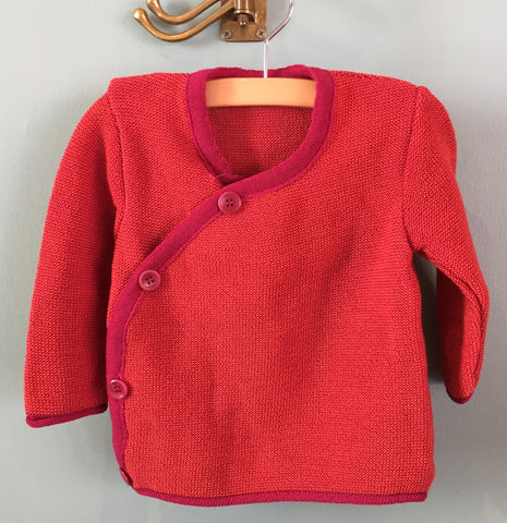 Disana organic wool sweater