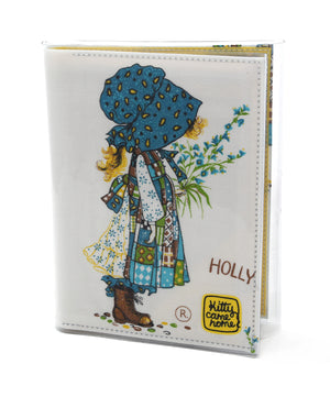 A5 Journal - Holly Hobbie vintage fabric