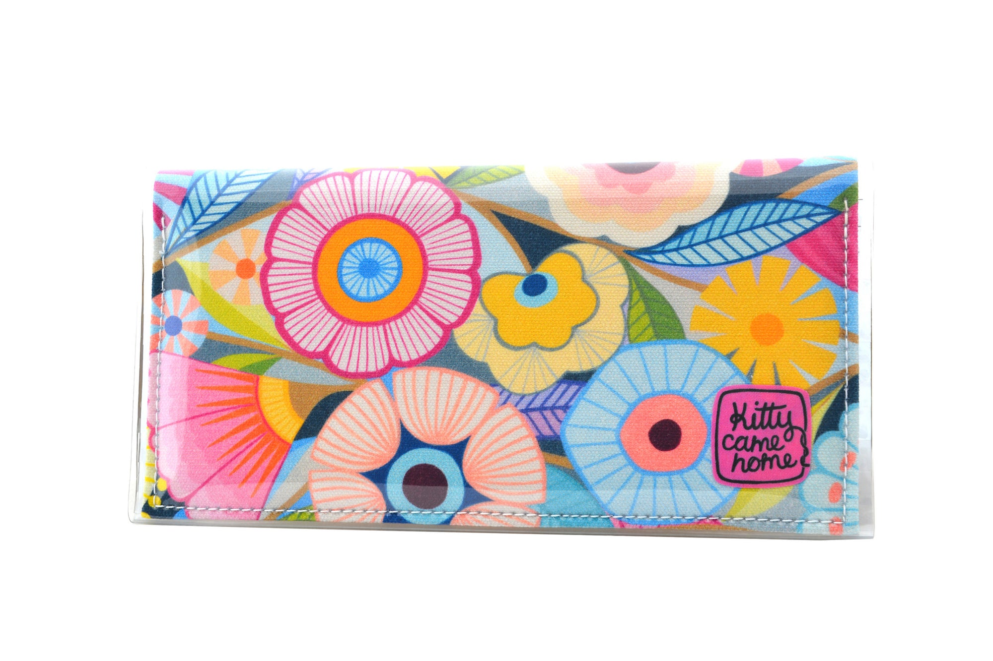 Bi-fold Plus - Claire Ishino - Floral Medley