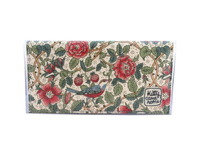 Bi-fold Plus - William Morris - Strawberry Thief
