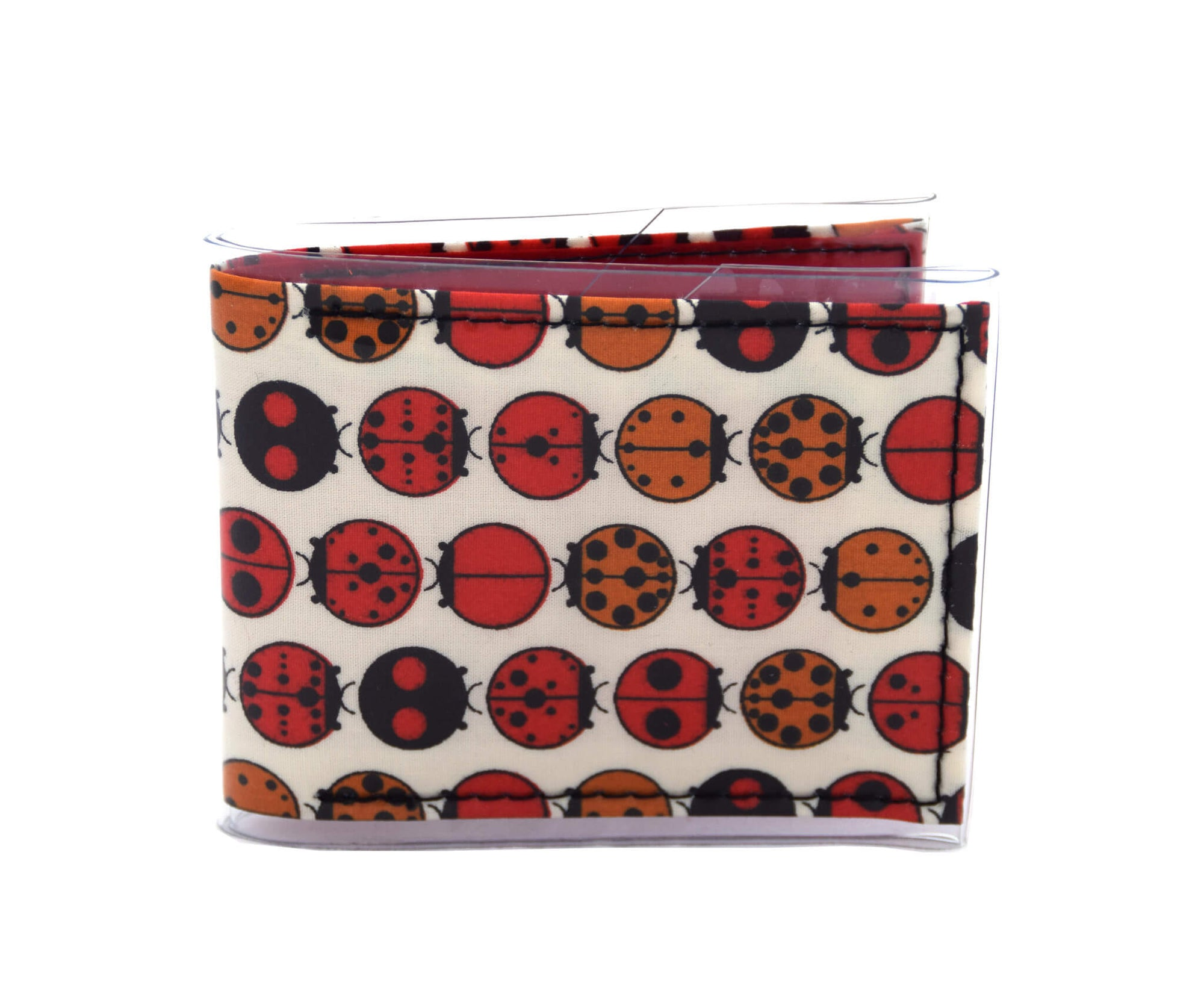 Card Wallet - The ladybirds of good luck