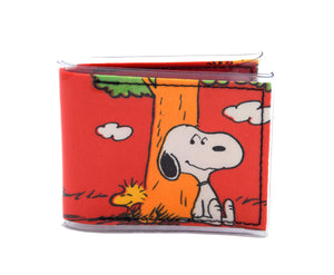Pocket Wallet - Snoopy and Woodstock
