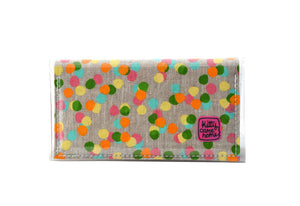 Bi-fold Mini - Cool confetti - Bob Window