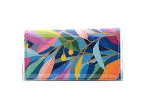Bi-fold Mini - Claire Ishino - Evening Leaves