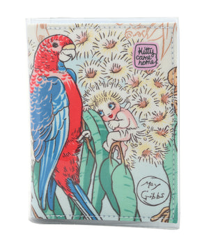 A6 Journal - May Gibbs Parrot and Wattle Baby