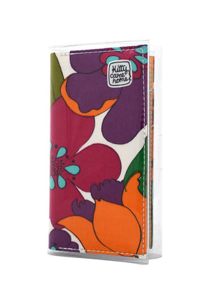 2021 Diary - Retro colourful floral