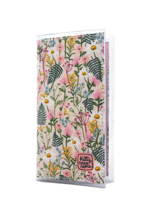 2021 Diary - Rifle Paper Co - Wildwood - wildflowers pink