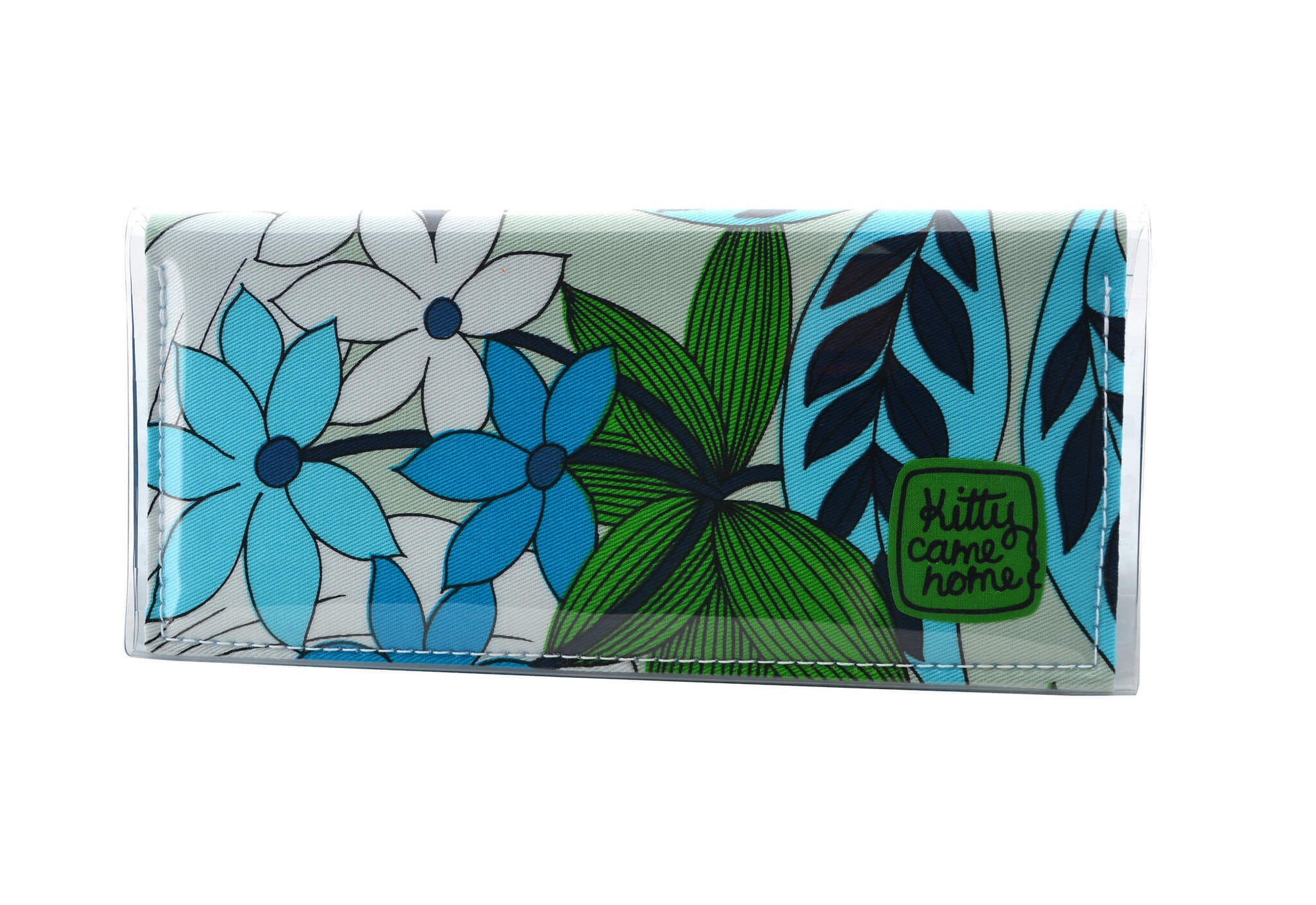 Bi-fold Clutch - Jungle Fantasy - 2