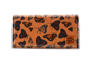 Bi-fold Plus - Monarch butterflies