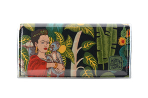 Bi-fold Plus - Frida with monkey