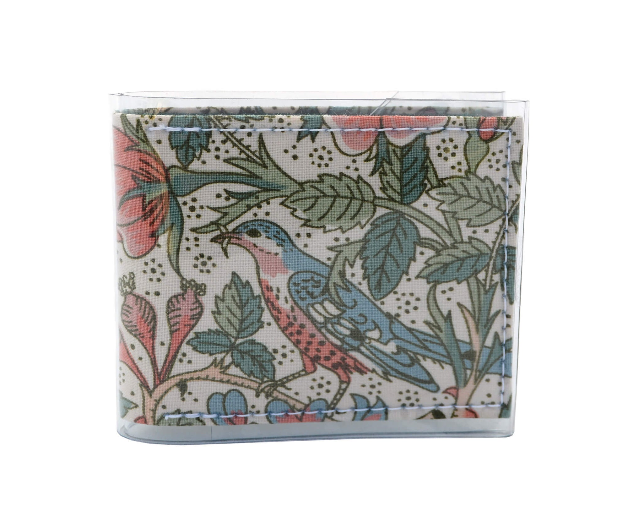 Card Wallet - William Morris - Strawberry Thief