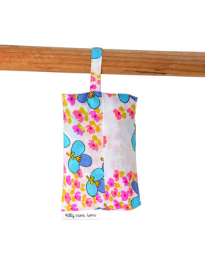 Shopping Bag - Sweet stylised vintage floral