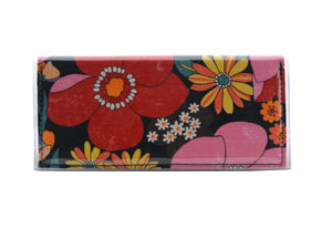 Bi-fold Clutch - The night garden 1