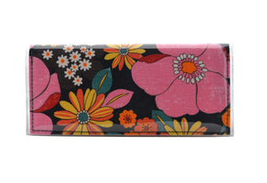 Bi-fold Clutch - The night garden 2