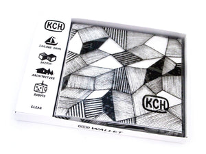 KCH clear wallet - Sketch