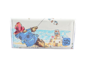 Bi-fold Plus - Paddington Bear flying a kite