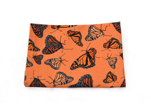 Tea Towel - Monarch butterflies