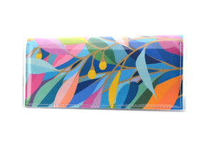Bi-fold Clutch - Claire Ishino - Evening Leaves