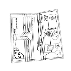Bi-fold Plus - Rifle Paper Co - Wildwood - garden party