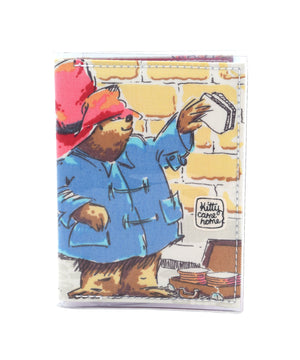 Passport wallet (small) - Paddington's marmalade sandwich