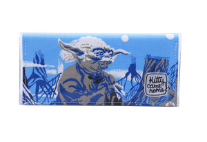 Bi-fold Clutch - Yoda -  Star Wars vintage fabric
