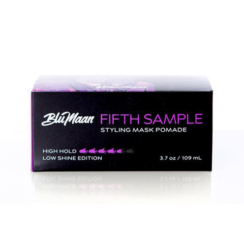 BluMaan - Fifth Sample Styling Mask Pomade