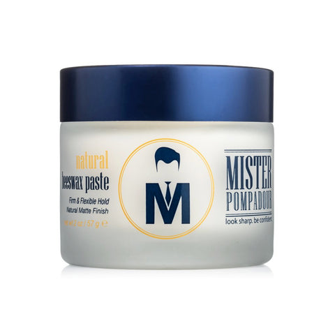 Mister Pompadour - Natural Beeswax Paste