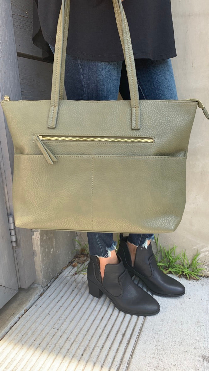 Verena Tote - Dollhouse Boutique