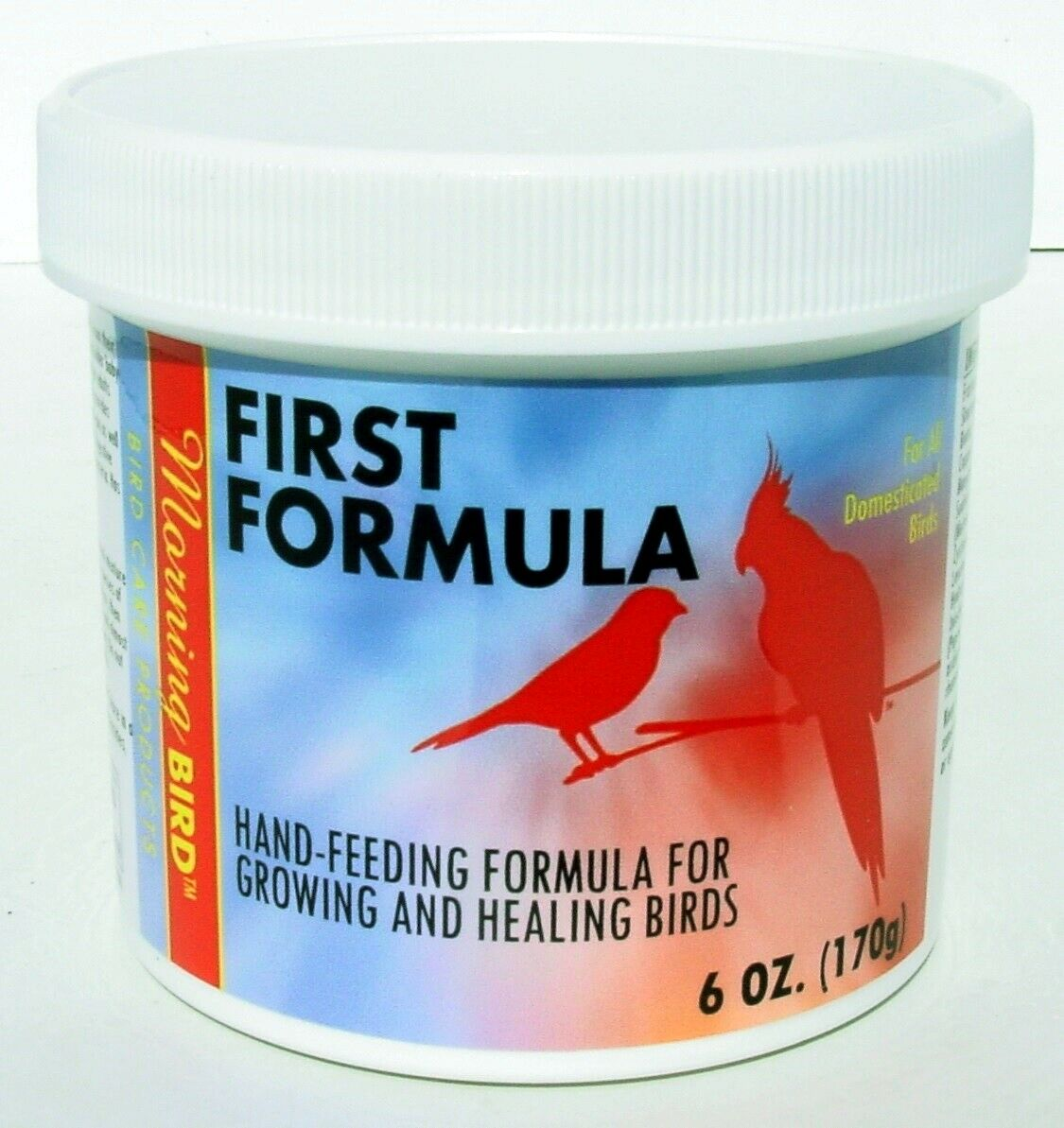Morning Bird Wellness Parrot Hand Feeding First Formula 6oz