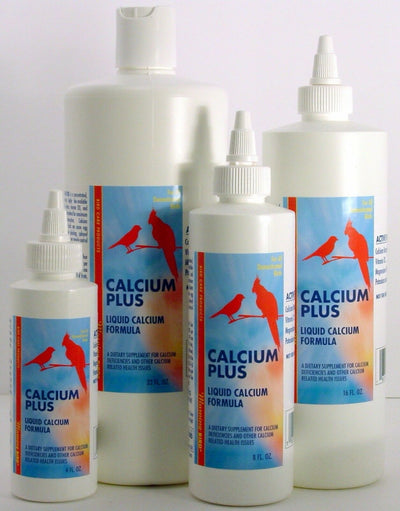 Morning Bird Calcium Plus Vitamin Supplement