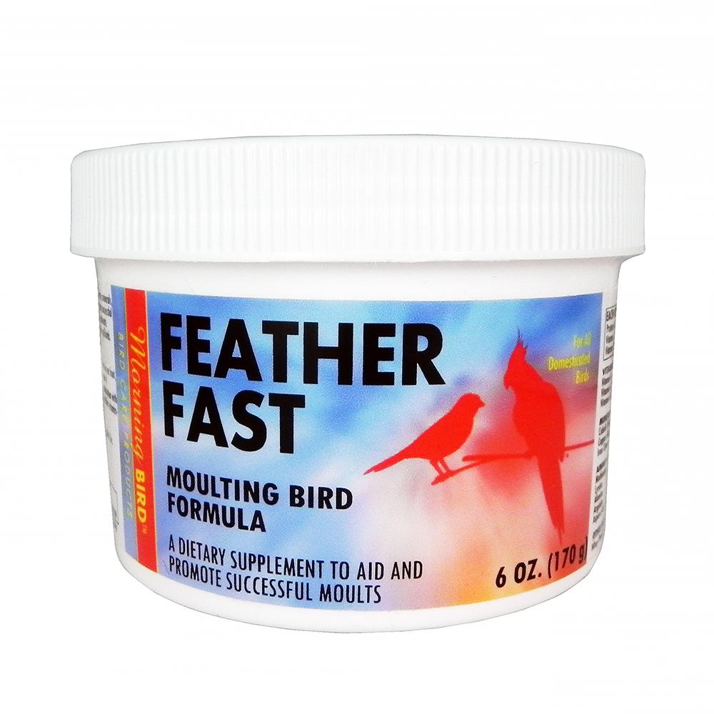 Morning Bird Feather Fast Moulting Bird Formula