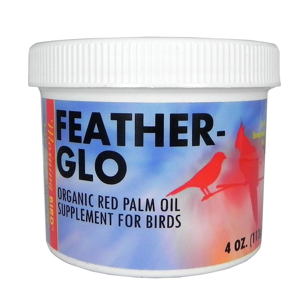Bird Red Palm Oil FeatherGlo by Morning Bird