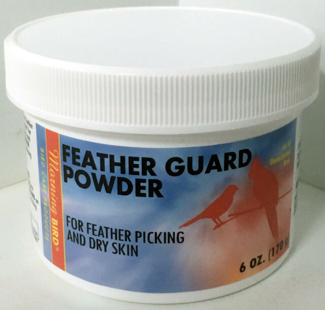 Feather Picking Morning Bird Feather Guard Spray Powder