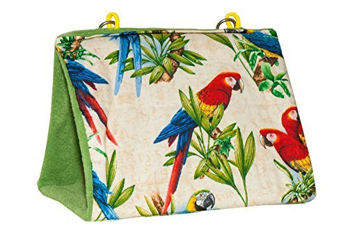 ScooterZ Bird Tent Tropical Snugglies