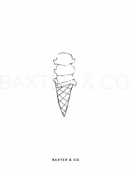 Ice Cream Day! - Baxter & Co.