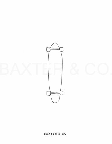 Skateboard - Baxter & Co.