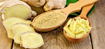 Interesting Facts About Ginger Essential Oil