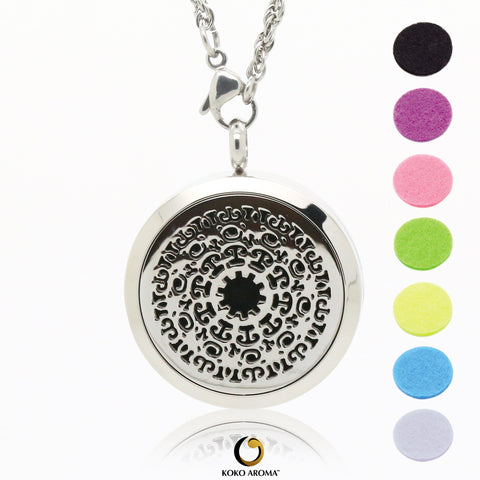 Diffuser Necklace Style 0138