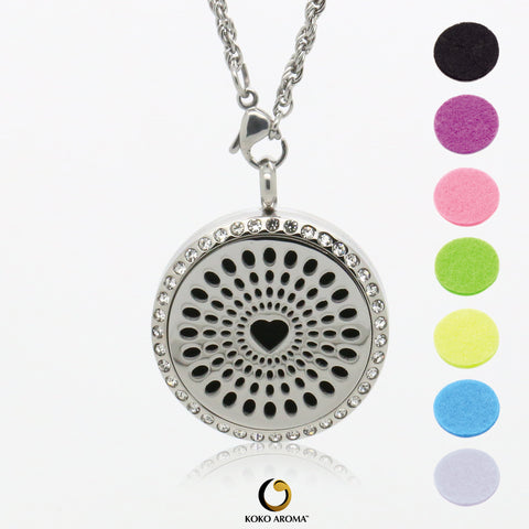 Diffuser Necklace Style 0160