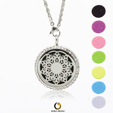 Diffuser Necklace Style 0170