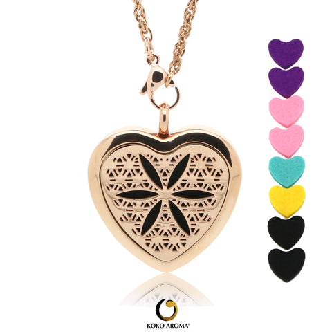 Diffuser Necklace Style 0177