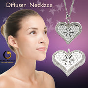 Diffuser Necklace Style 201L
