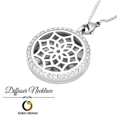 Diffuser Necklace Style 028