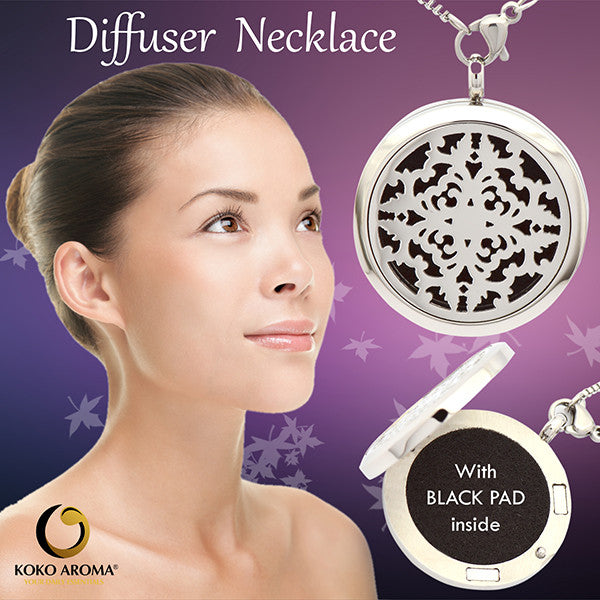 Diffuser Necklace Style 003