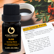 Bliss Synergy Blends