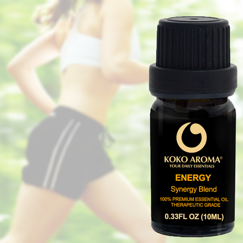 Energy Synergy Blends