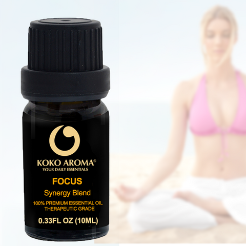 Focus Synergy Blends