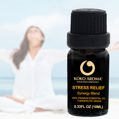 Stress Relief Synergy Blends
