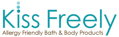 Kiss Freely logo
